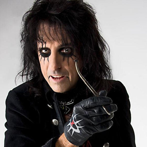 Alice Cooper - How You Gonna See Me Now