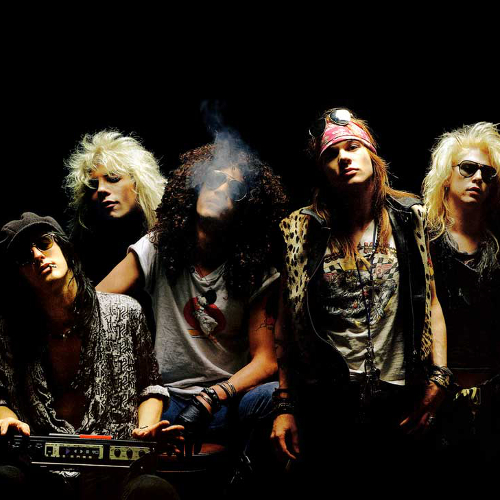 Guns'N'Roses - Don't Cry