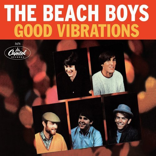 Обложка сингла Good Vibrations, The Beach Boys