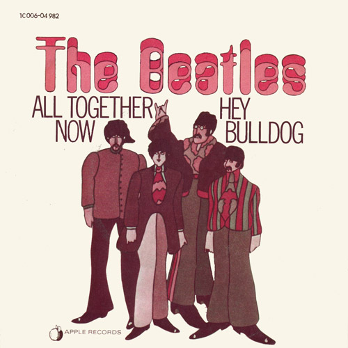 The Beatles - All Together Now