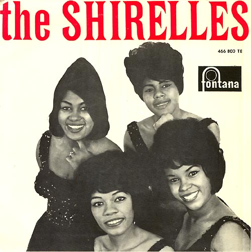 The Shirelles. Иллюстрация к песне Baby It's You (The Beatles)