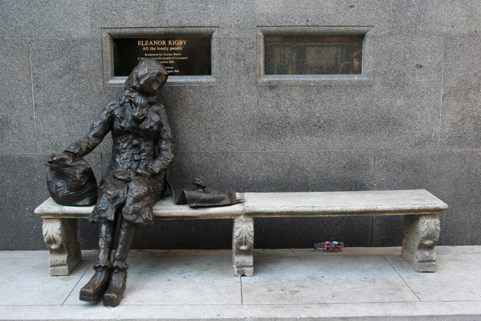 """eleanor rigby literary analysis Contents credits  """"eleanor rigby""""  allusion: a reference in a literary work to a person, place or thing in history or another work of literature."""