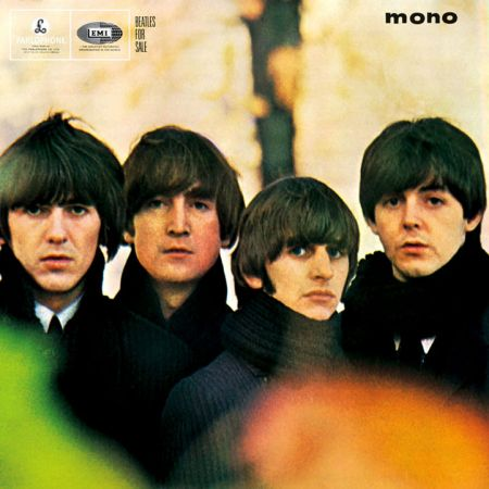 Обложка альбома Beatles for Sale