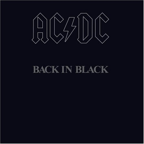 AC/DC - Back in Black (альбом)