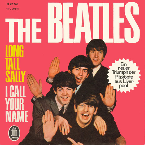 The Beatles - I Call Your Name